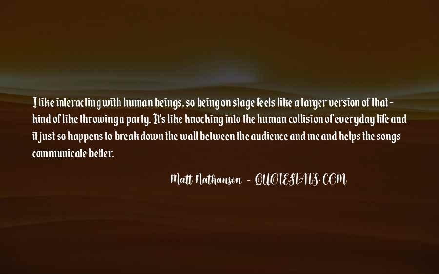 Matt Nathanson Quotes #521026