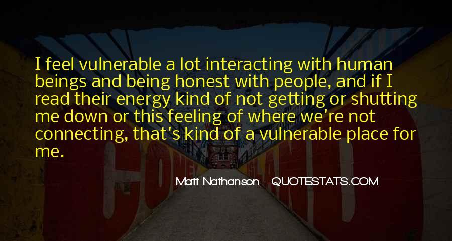 Matt Nathanson Quotes #692985