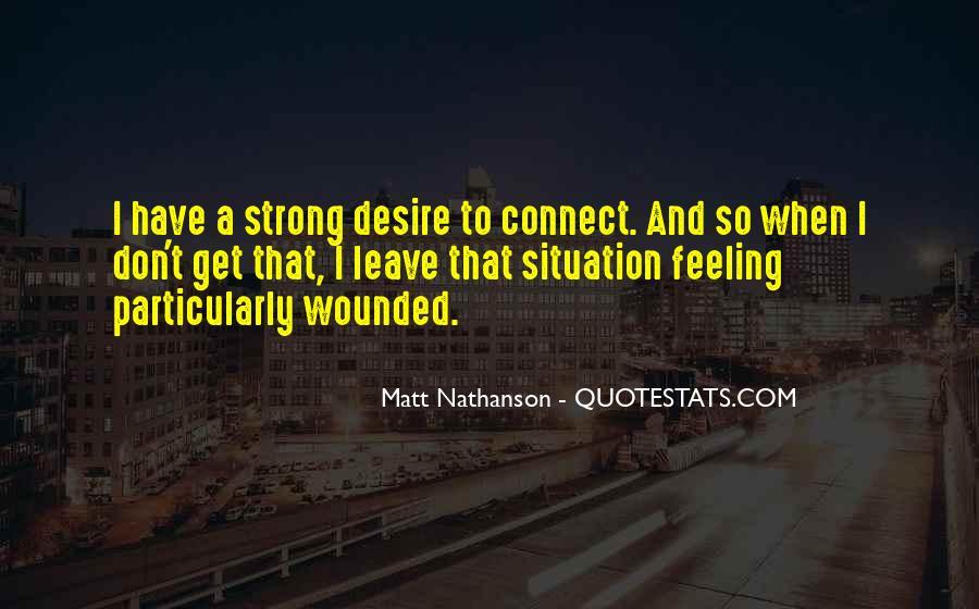 Matt Nathanson Quotes #773107