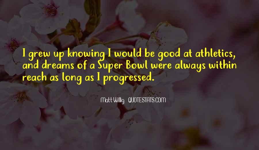 Matt Willig Quotes #1551187