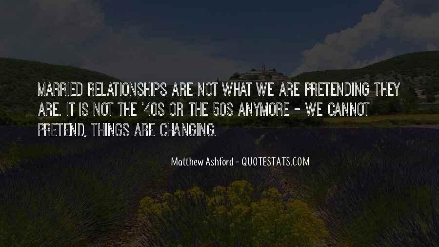 Matthew Ashford Quotes #207584