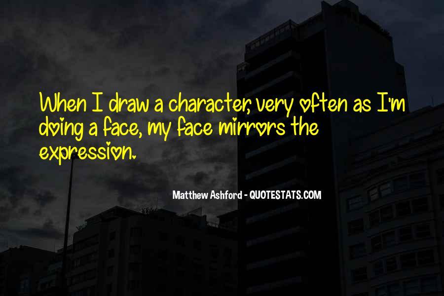 Matthew Ashford Quotes #48353