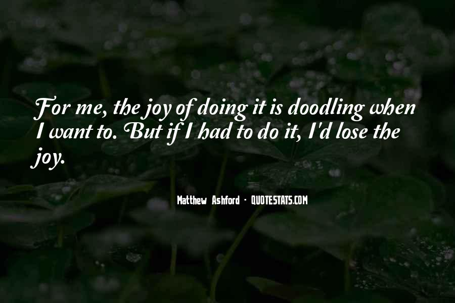 Matthew Ashford Quotes #807462