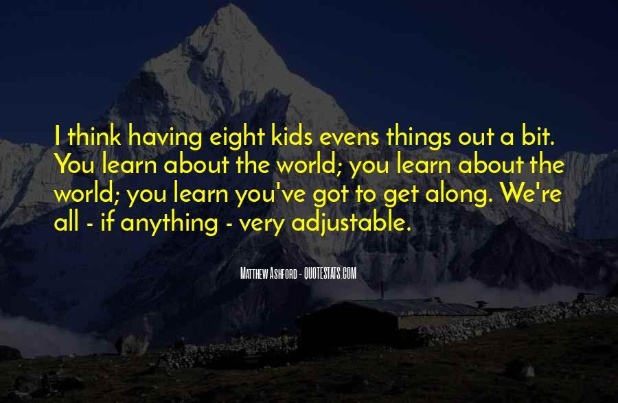 Matthew Ashford Quotes #985633