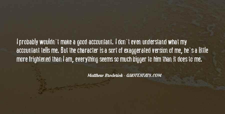 Matthew Broderick Quotes #1148759