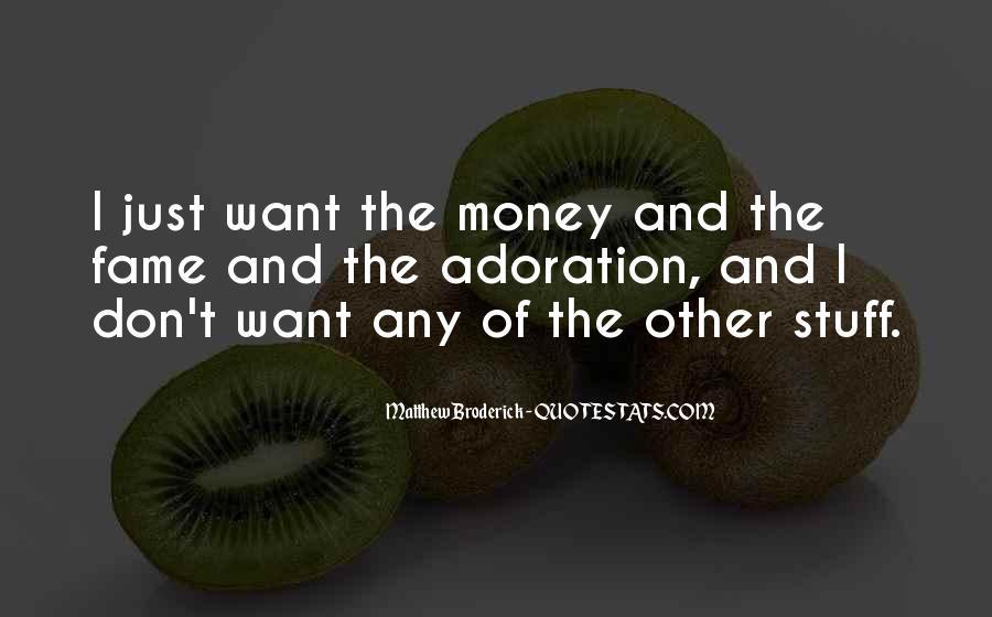 Matthew Broderick Quotes #1474455