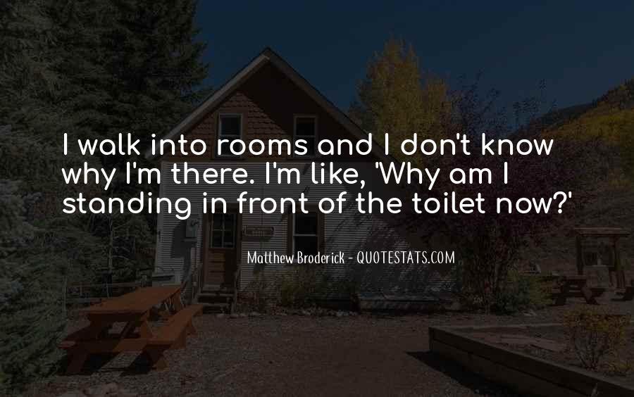 Matthew Broderick Quotes #810475