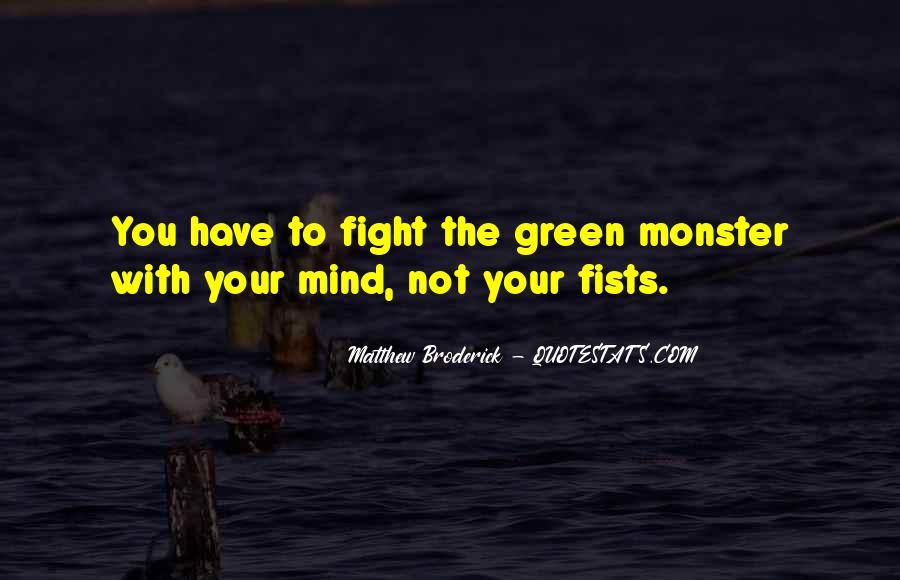 Matthew Broderick Quotes #890638