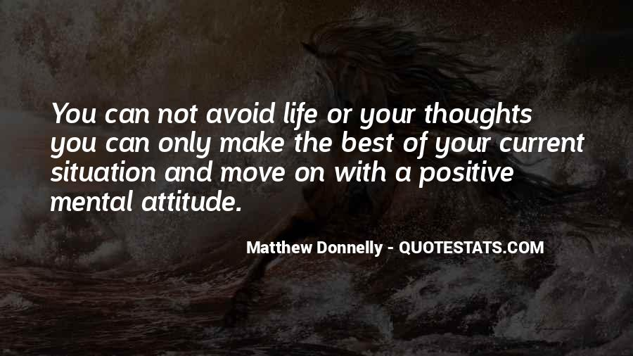 Matthew Donnelly Quotes #1216557