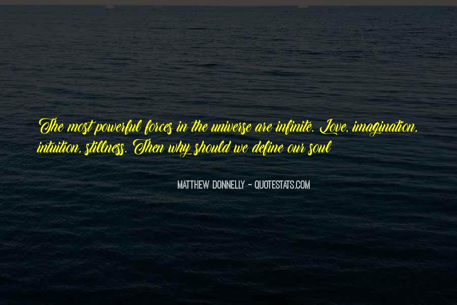 Matthew Donnelly Quotes #1385424