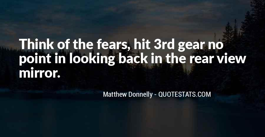 Matthew Donnelly Quotes #140353