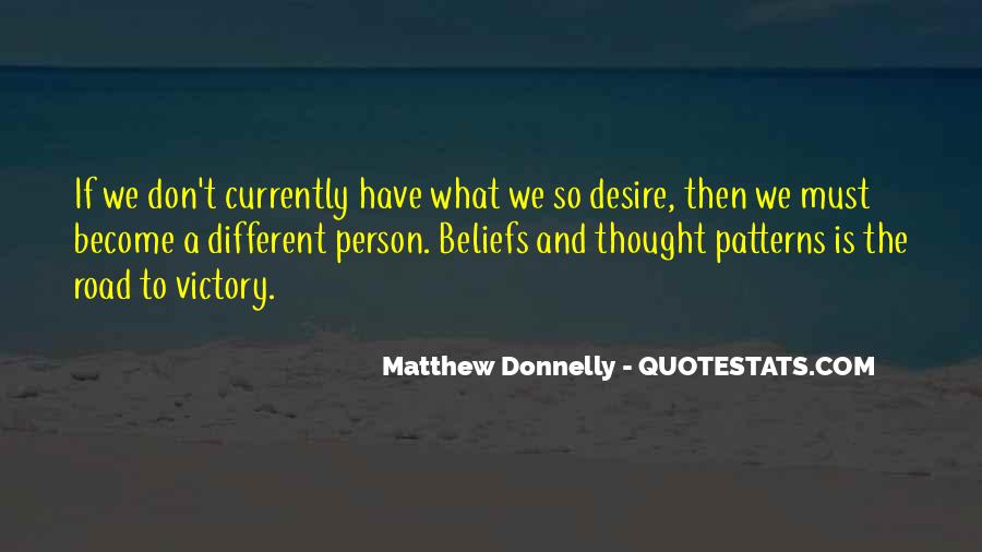 Matthew Donnelly Quotes #1454320