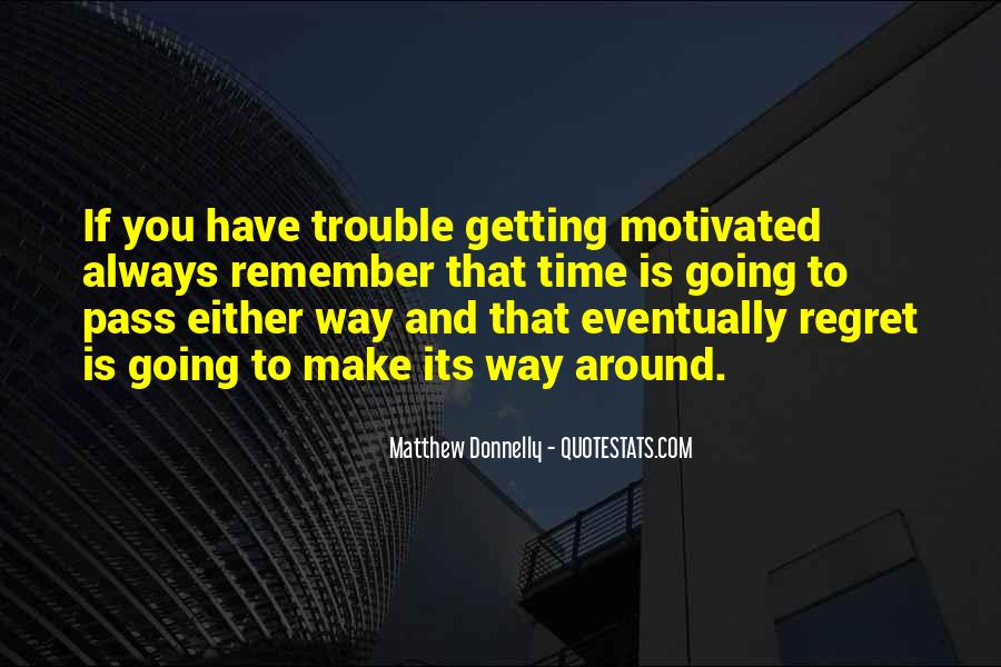 Matthew Donnelly Quotes #1538320