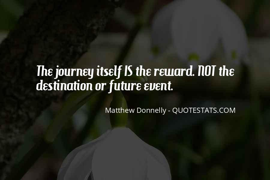 Matthew Donnelly Quotes #1689781