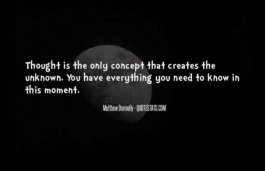 Matthew Donnelly Quotes #1825583