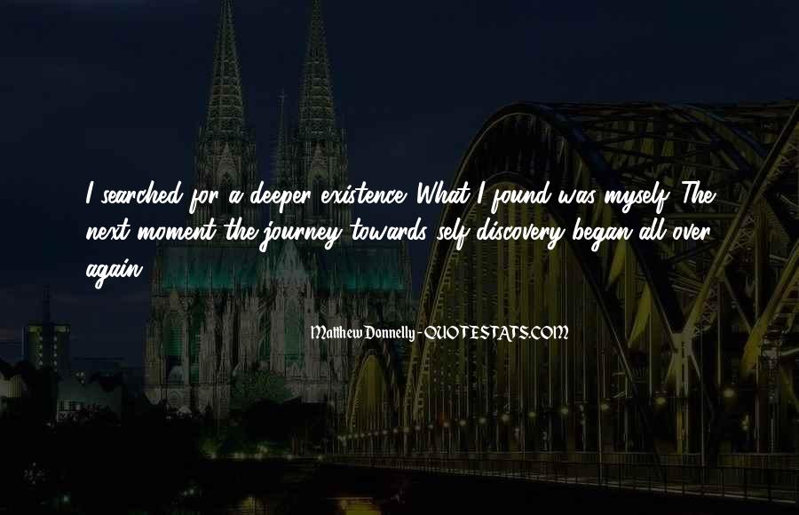 Matthew Donnelly Quotes #203089