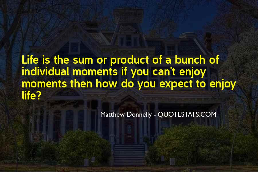 Matthew Donnelly Quotes #235782