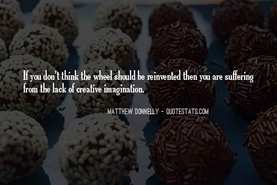 Matthew Donnelly Quotes #243993