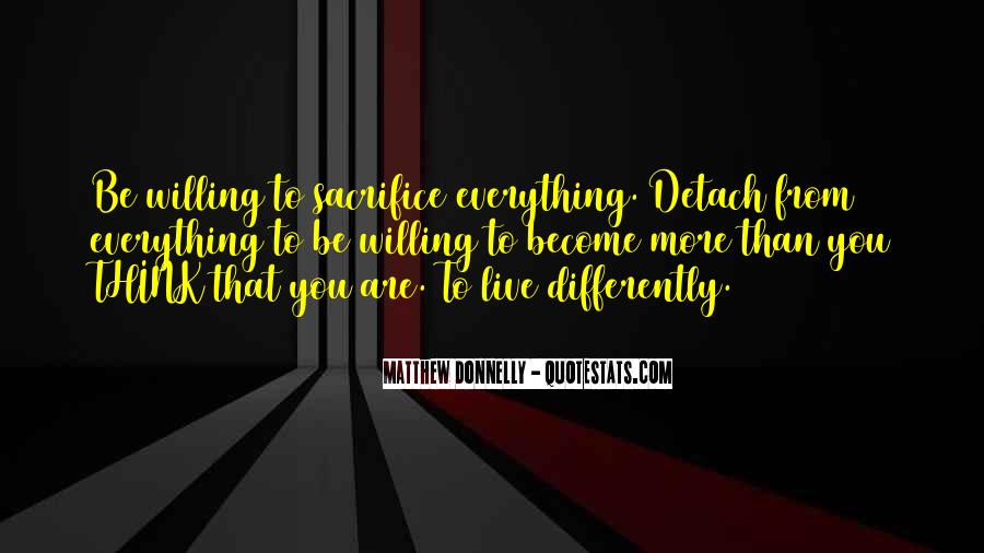 Matthew Donnelly Quotes #341322
