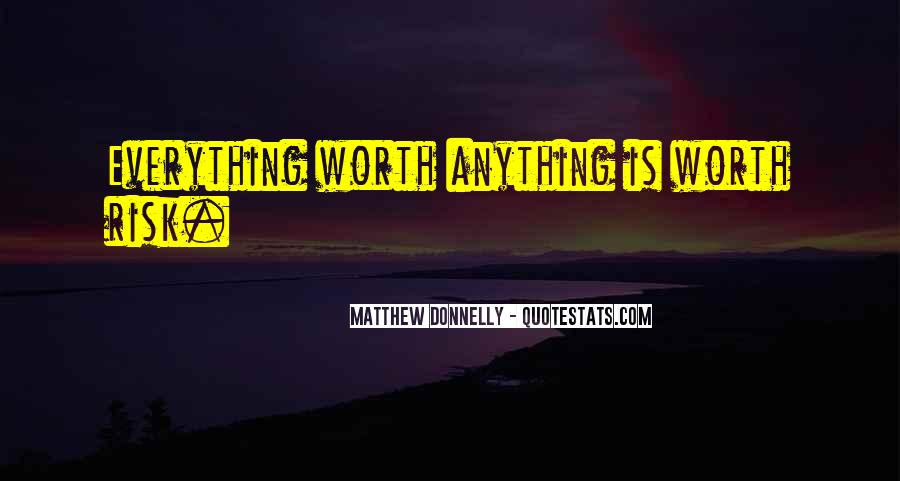 Matthew Donnelly Quotes #595728