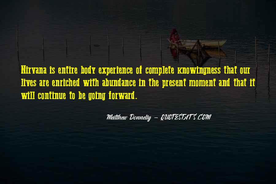 Matthew Donnelly Quotes #637434