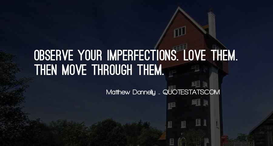 Matthew Donnelly Quotes #654603