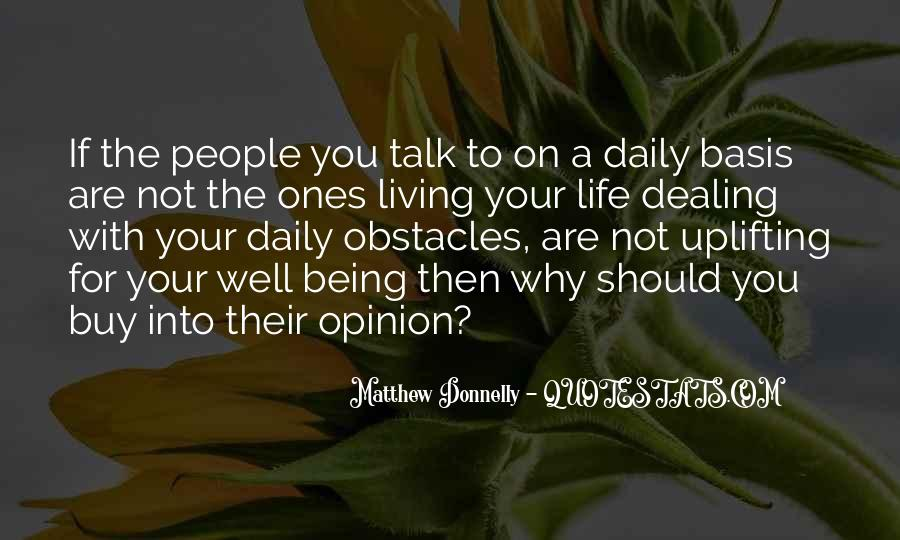 Matthew Donnelly Quotes #915807