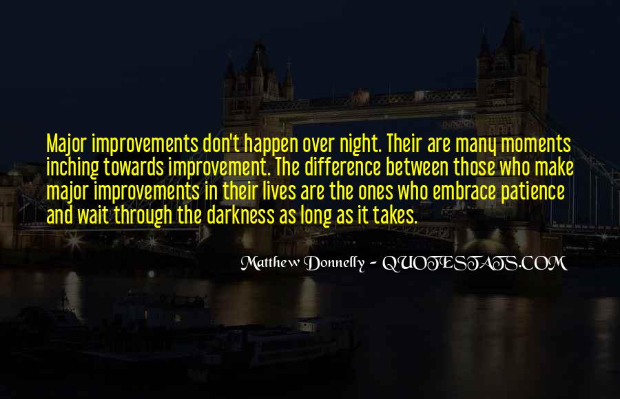 Matthew Donnelly Quotes #962730