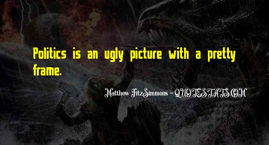 Matthew FitzSimmons Quotes #447576