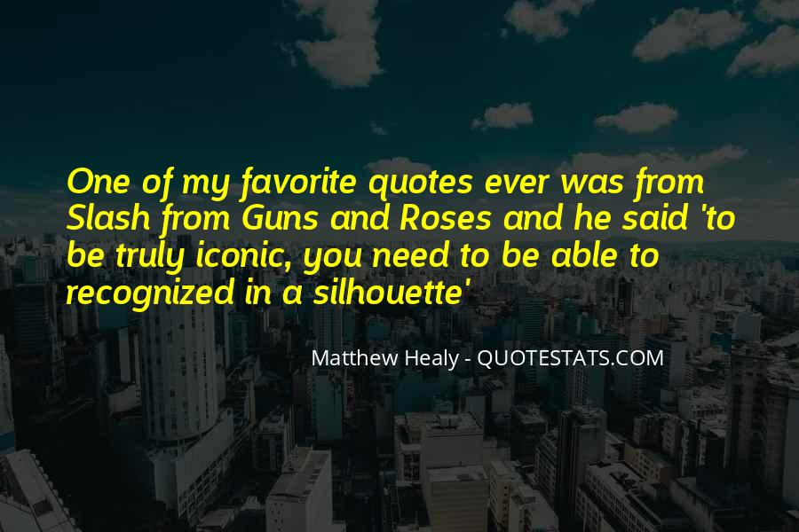 Matthew Healy Quotes #1804581