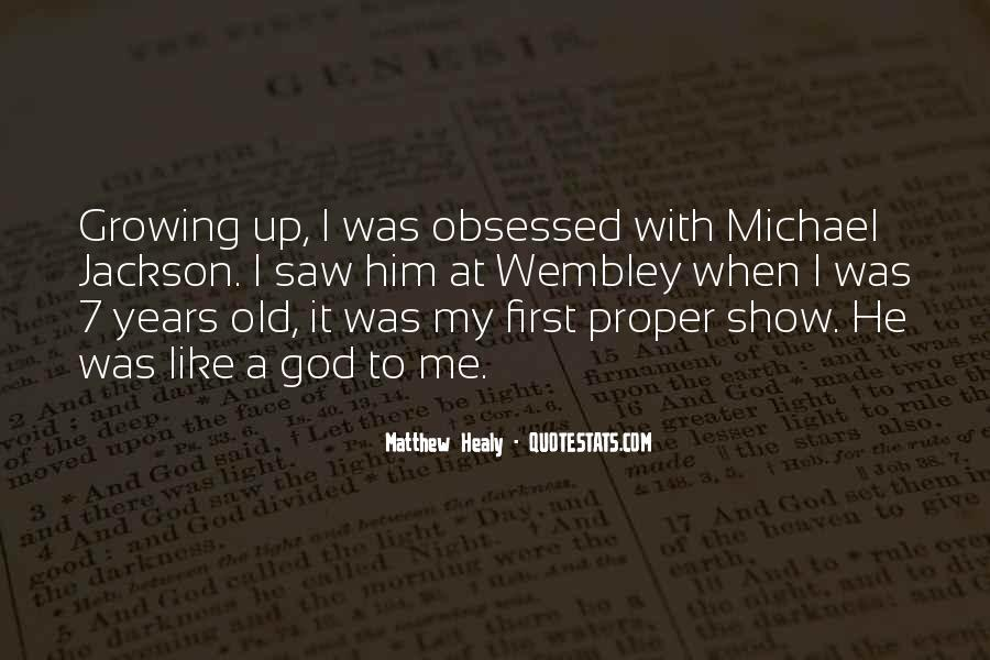 Matthew Healy Quotes #774642