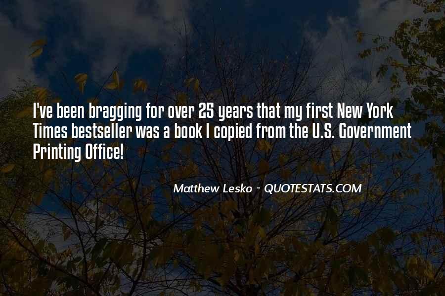 Matthew Lesko Quotes #270483
