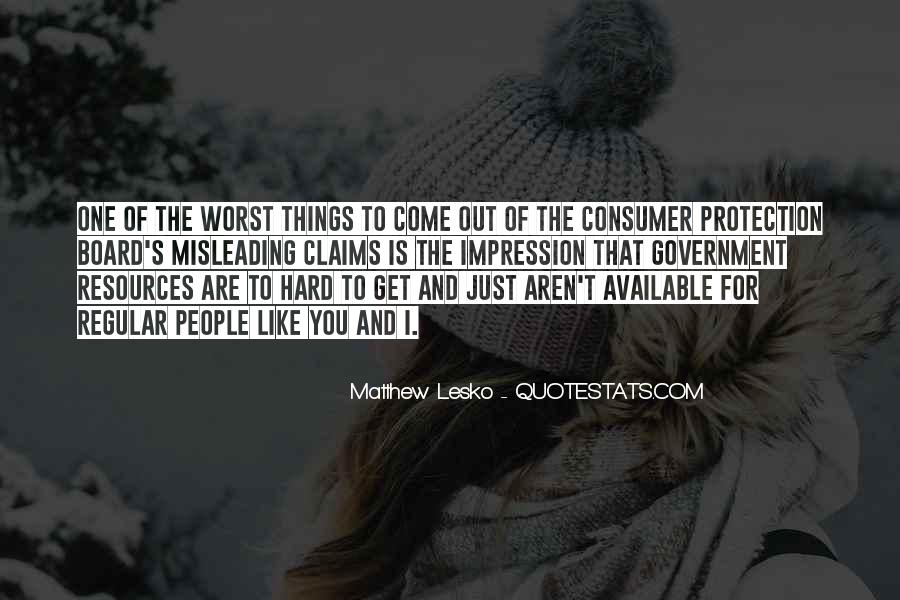Matthew Lesko Quotes #435831