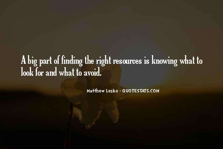 Matthew Lesko Quotes #568239