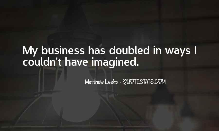 Matthew Lesko Quotes #659119