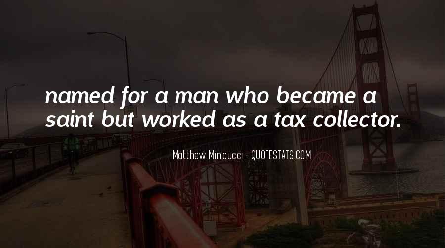 Matthew Minicucci Quotes #1492991