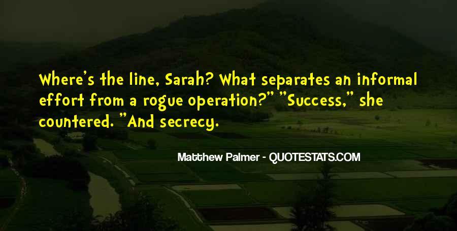 Matthew Palmer Quotes #1323697