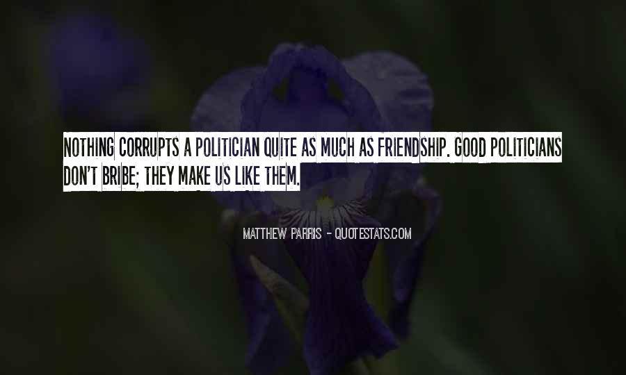 Matthew Parris Quotes #1442208