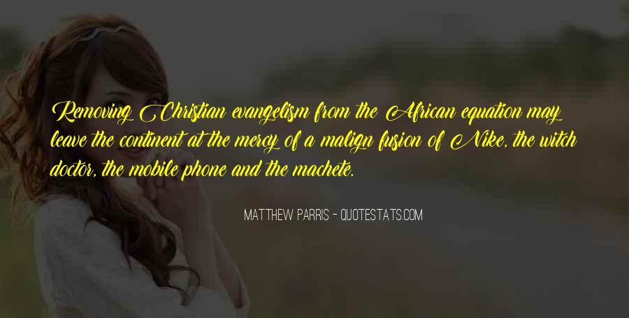 Matthew Parris Quotes #600145
