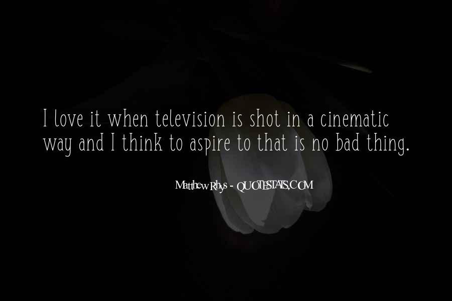Matthew Rhys Quotes #1111534