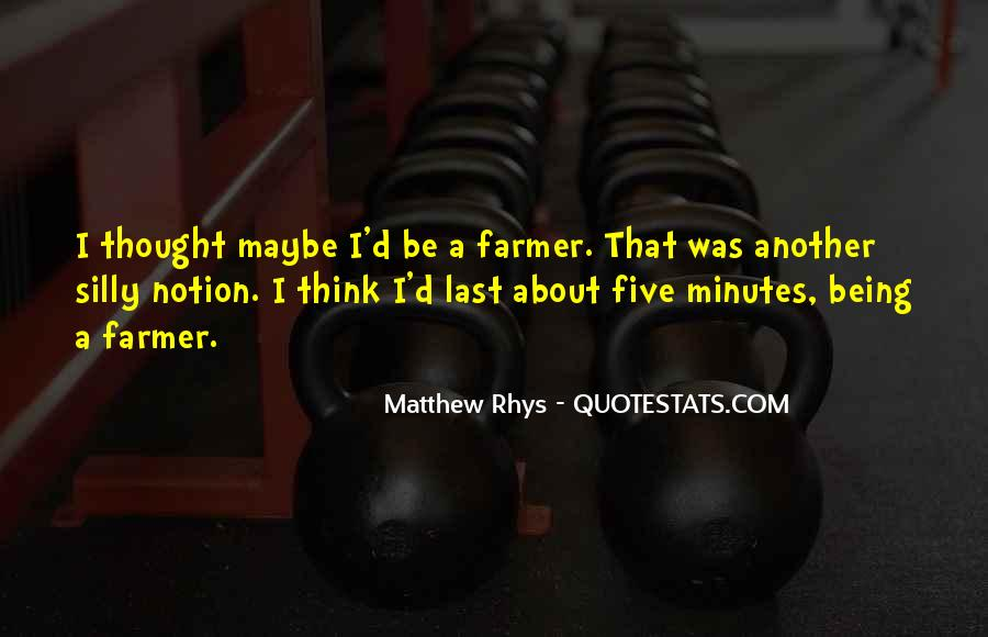 Matthew Rhys Quotes #1189217