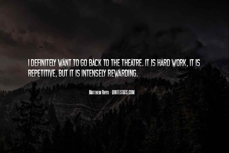 Matthew Rhys Quotes #1489344