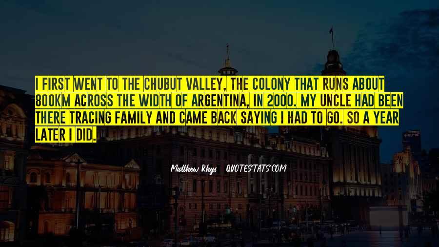 Matthew Rhys Quotes #345957