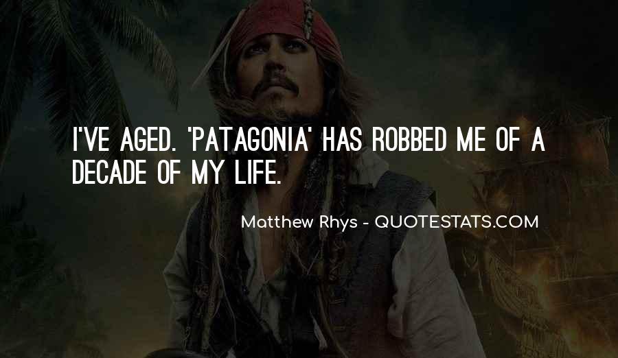 Matthew Rhys Quotes #611936