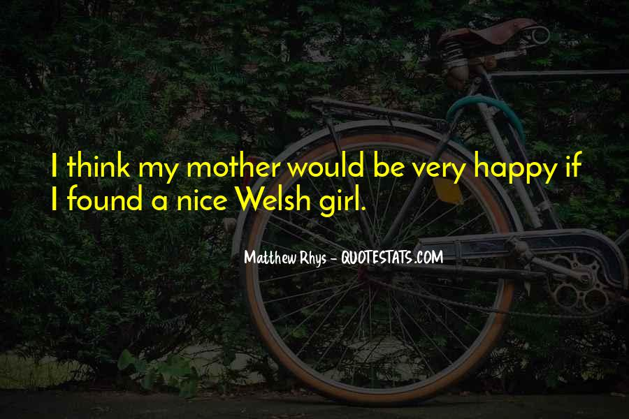 Matthew Rhys Quotes #782567
