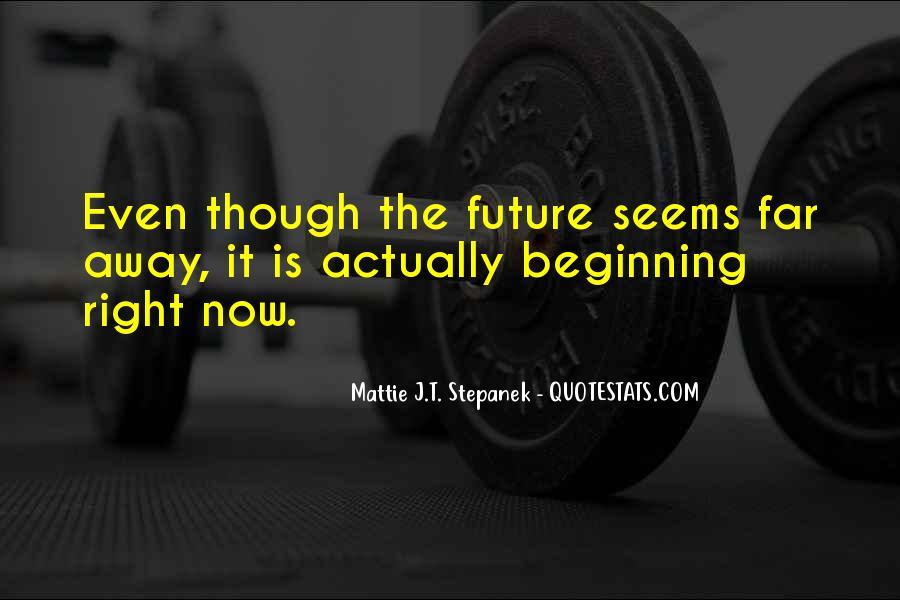 Mattie J.T. Stepanek Quotes #440760