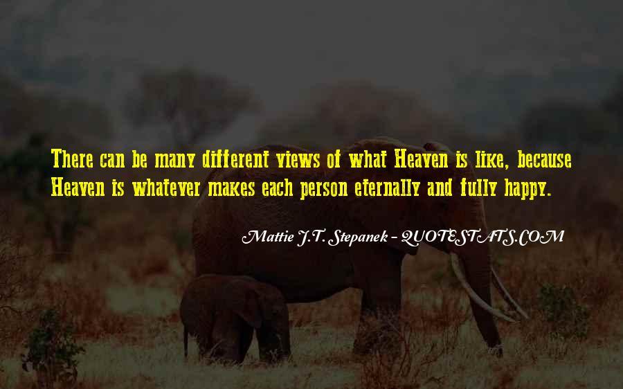 Mattie J.T. Stepanek Quotes #578182