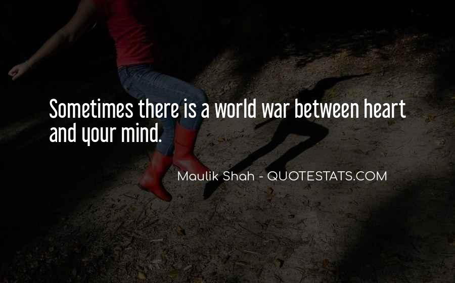 Maulik Shah Quotes #1404482
