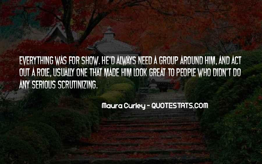 Maura Curley Quotes #1755702