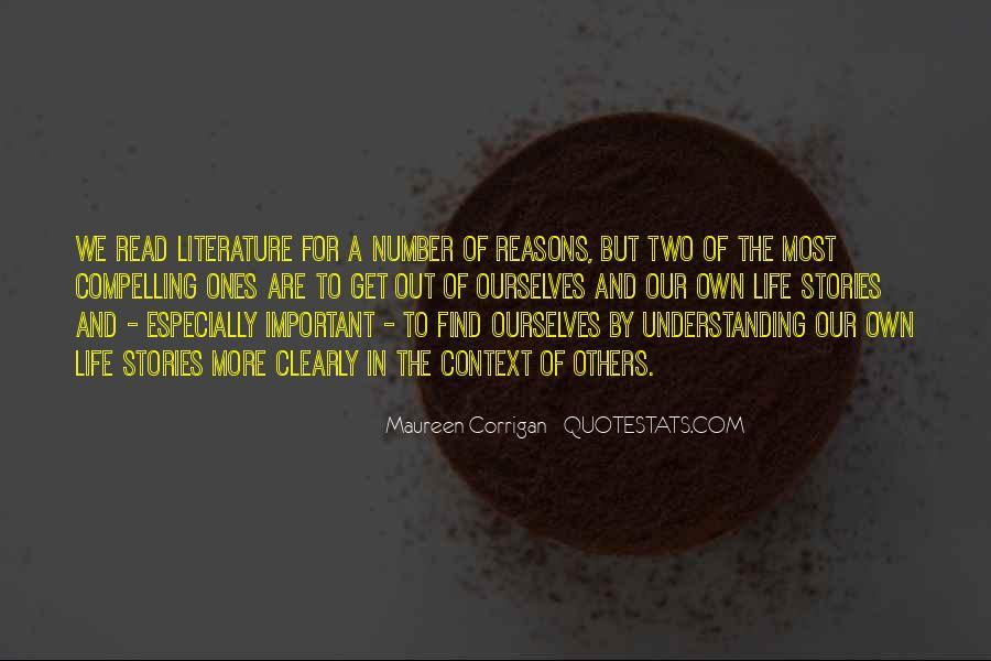 Maureen Corrigan Quotes #1761909